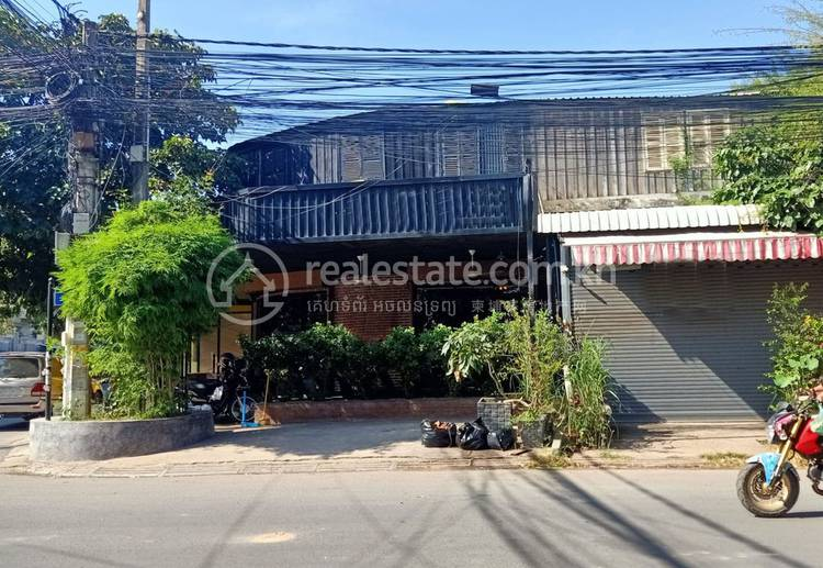commercial CommercialShophouse for sale in Phsar Depou III ID 128330 1
