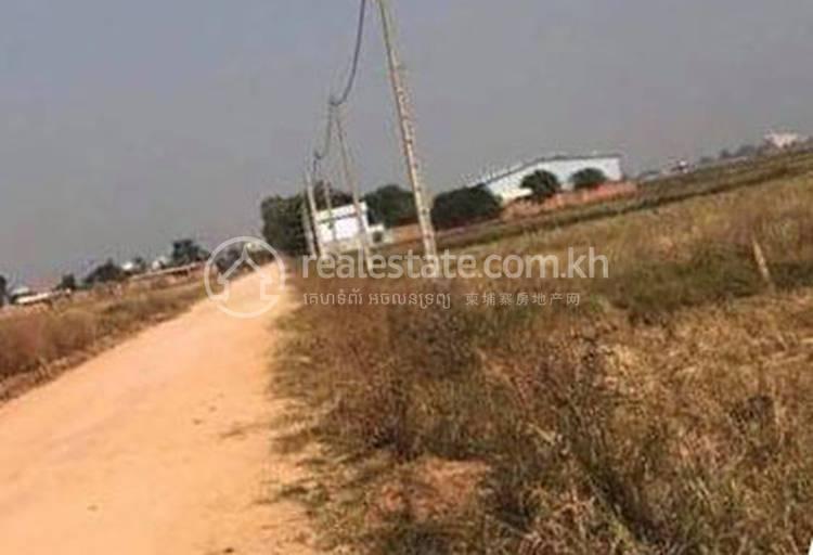 residential Land/Development for sale in Krang Thnong ID 128343 1