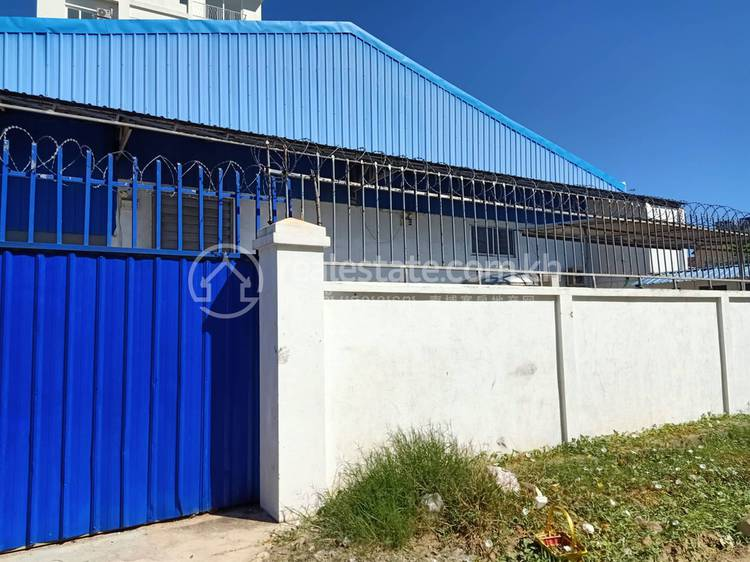 commercial Warehouse for rent in Phnom Penh Thmey ID 128192 1