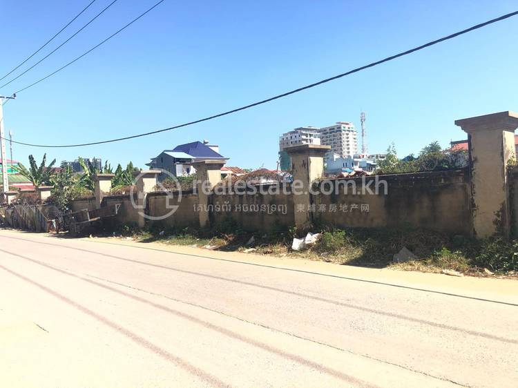commercial Land for rent in Phnom Penh Thmey ID 128560 1