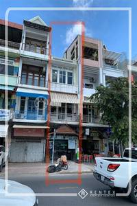residential Shophouse1 for sale & rent2 ក្នុង Chakto Mukh3 ID 1315214