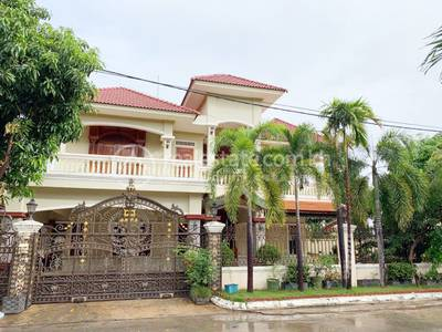 residential Villa for rent in Tuol Sangke ID 134224