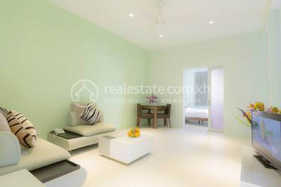 residential ServicedApartment for rent in Phsar Kandal II ID 136793