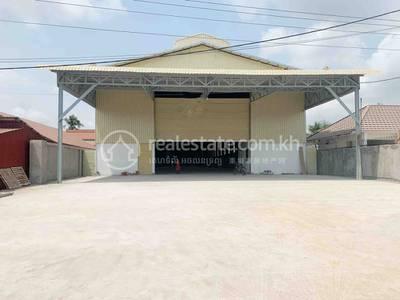commercial Warehouse1 for rent2 ក្នុង Chbar Ampov I3 ID 1363964