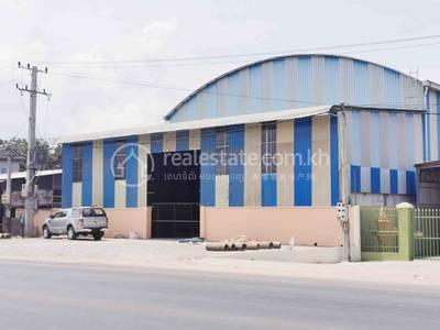 commercial Warehouse1 for rent2 ក្នុង Chbar Ampov I3 ID 1363944