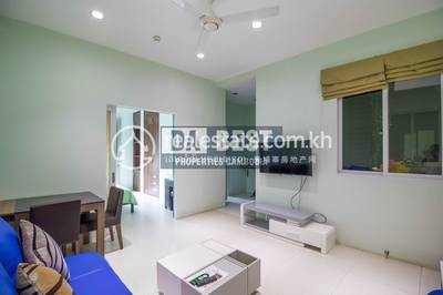 residential Condo for rent in Phsar Kandal II ID 136334