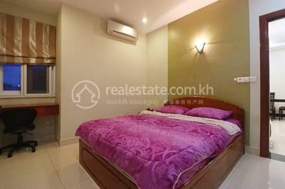 residential ServicedApartment for rent in Phsar Daeum Kor ID 136222