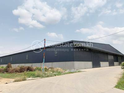 commercial Warehouse for rent in Kouk Khleang ID 139933