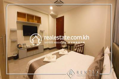 residential Studio for rent in Wat Phnom ID 144119