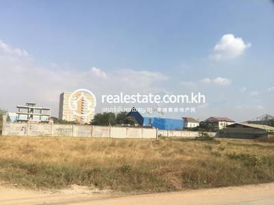 residential Land/Development1 for sale2 ក្នុង Krang Thnong3 ID 1288374