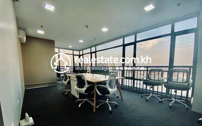 Office for Sale in Tonle Bassac