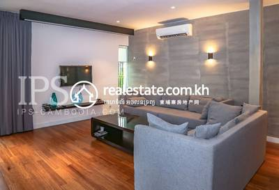 2 Bed, 2 Bath Apartment for Sale in BKK 1