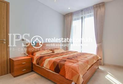1 Bed, 1 Bath Condo for Sale in Tonle Bassac