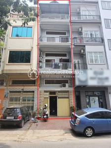 residential Flat for sale in Tonle Bassac ID 139600