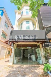 residential Shophouse for rent in Kouk Chak ID 136823