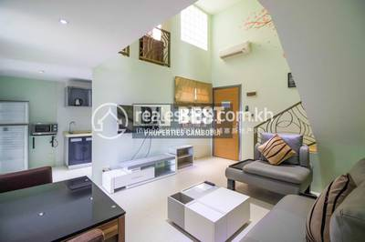 residential Apartment for rent in Phsar Thmei II ID 136336