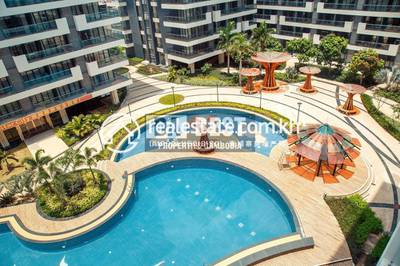 residential Condo1 for rent2 ក្នុង Tuek Thla3 ID 1397124