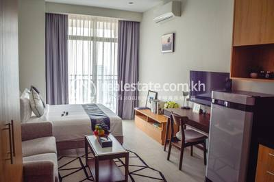 residential ServicedApartment1 for rent2 ក្នុង BKK 13 ID 930574