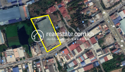 commercial Warehouse for sale in Kampong Samnanh ID 137913
