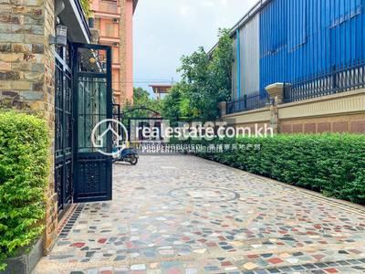 residential House for rent in Phsar Daeum Thkov ID 142472