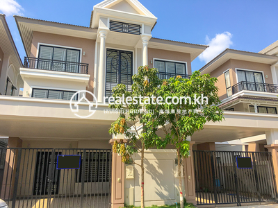 residential Villa for rent in Chak Angrae Leu ID 145053