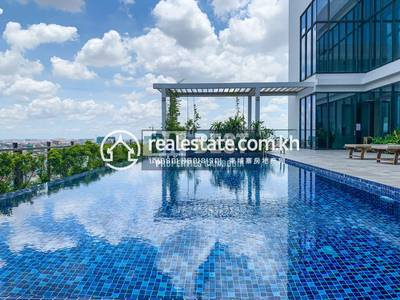 residential Condo for rent in Toul Svay Prey 1 ID 141159