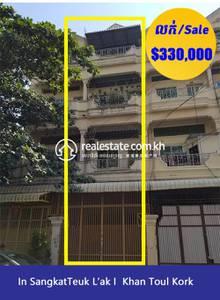 residential Flat for sale in Tuek L'ak 1 ID 133487