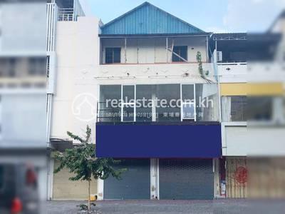 commercial CommercialShophouse for rent in BKK 2 ID 141495