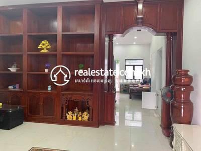 4 Bed, 5 Bath Twin Villa for Sale in Chak Angrae Kraom