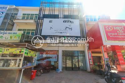 residential Shophouse for rent in Kouk Chak ID 123049