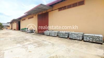 commercial Warehouse1 for rent2 ក្នុង Krang Thnong3 ID 1432324