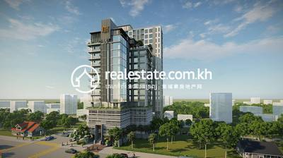 MingHour Condominium for sale in Boeung Salang ID 112667