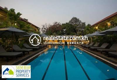 21 Bed, 21 Bath Hotel for Sale in Siem Reab