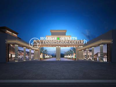 Holiday Outlets for sale in Chak Angrae Kraom ID 134057