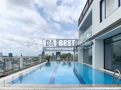residential Apartment for rent in Boeng Reang ID 140670