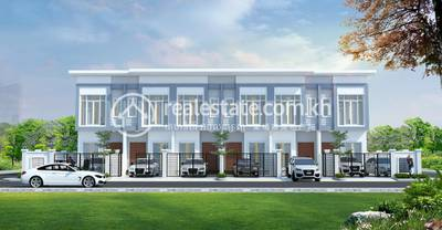 Borey KS Residence for sale in Phum Thum ID 139805