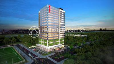 OCIC Office Building for sale in Chroy Changvar ID 110795