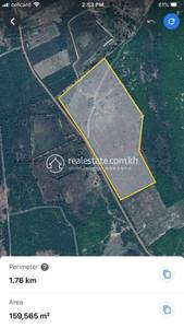 residential Land/Development1 for sale2 ក្នុង Tbaeng3 ID 1231154