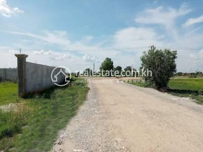 residential Land/Development for rent in Khmuonh ID 142794