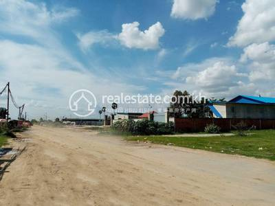 commercial Land for sale in Khmuonh ID 142797