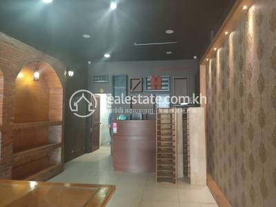 commercial CommercialShophouse for rent in Phsar Daeum Kor ID 143291