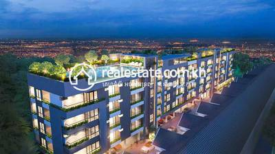 The Sky Park for sale in Svay Dankum ID 110321