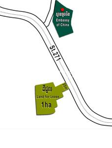 commercial Land for rent in Tumnob Tuek ID 144173