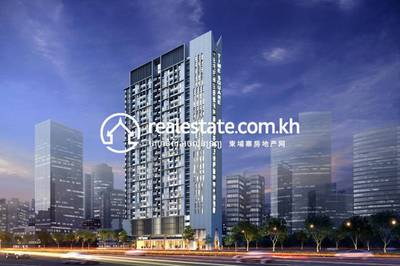 Time Square 3 for sale in Boeung Kak 2 ID 113159