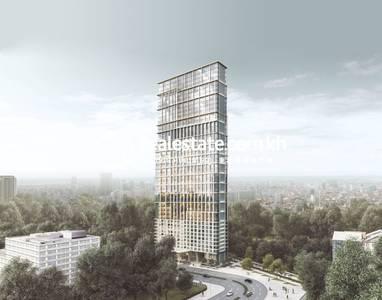 Flatiron By Meridian1 for rent2 ក្នុង Srah Chak3 ID 1109724