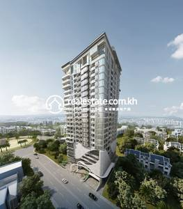 The Peninsula Private Residences for sale in Chroy Changvar ID 89424