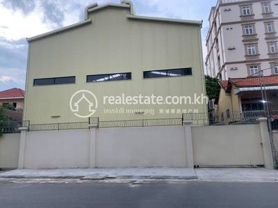 commercial Warehouse for rent in Boeung Kak 2 ID 142346