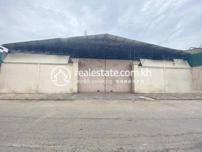 commercial Warehouse for rent in Tuek L'ak 3 ID 144367