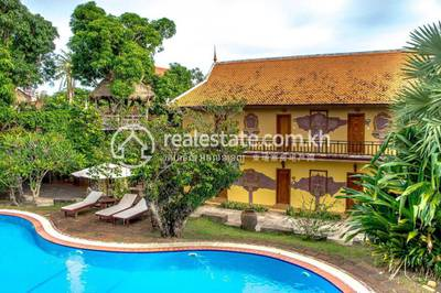 commercial Hotel for sale in Kep ID 137574