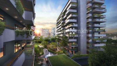 residential ServicedApartment for sale in Trapeang Krasang ID 93844